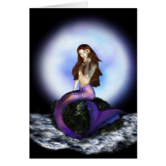 Believe Mermaid Cards