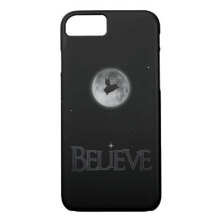Believe-Nocturnal Flying Pig iPhone 8/7 Case