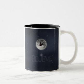 Believe-Nocturnal Flying Pig Mug