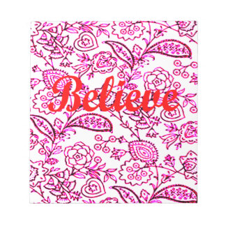 Believe Notepad