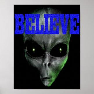 'Believe' Poster