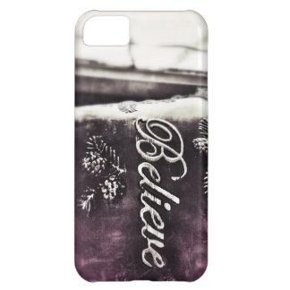 Believe - Seasonal iPhone 5 Case