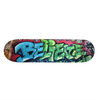 """Believe"" Skateboard"