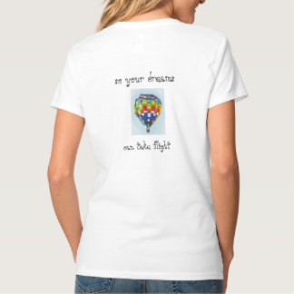 Believe so your dreams can take flight T-Shirt