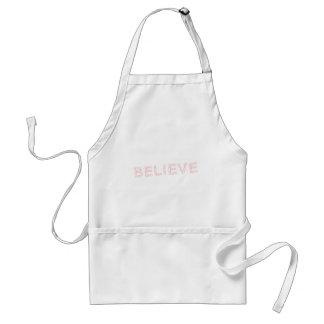 believe standard apron