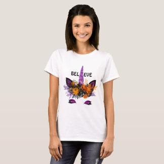 Believe Unicorn T-Shirt