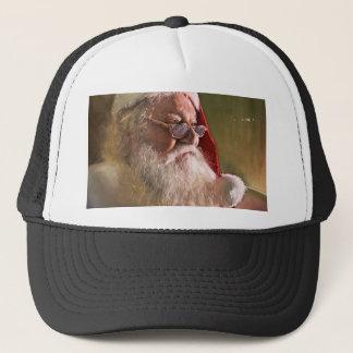Believe, watercolor by Paul Jackson Trucker Hat