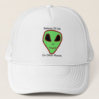 Believer of Aliens Hat