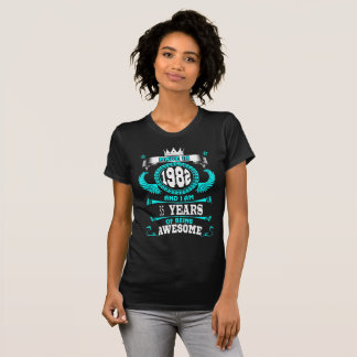 Belinto - Made in 1982 aged to Perfection T-Shirt