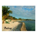 Belise Beach Postcard
