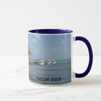 Belize 2006 mug
