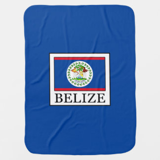 Belize Baby Blanket