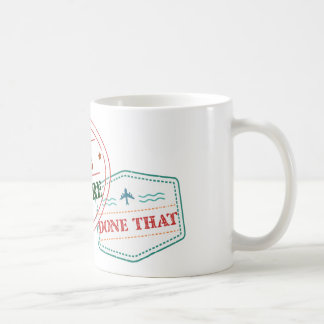 Belize Been There Done That Coffee Mug