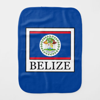 Belize Burp Cloth