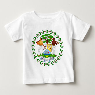 Belize coat of arms baby T-Shirt