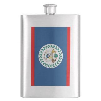 Belize Flag Flask