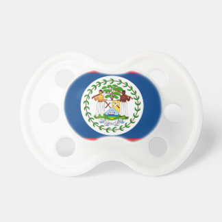 Belize Flag Pacifier