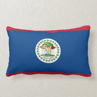 Belize Flag Pillow