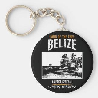 Belize Key Ring