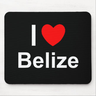 Belize Mouse Pad