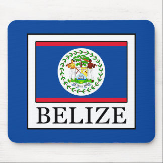 Belize Mouse Pad
