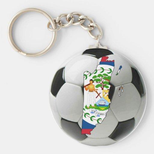 Belize national team key chains