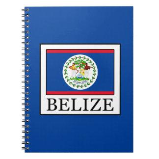 Belize Notebooks
