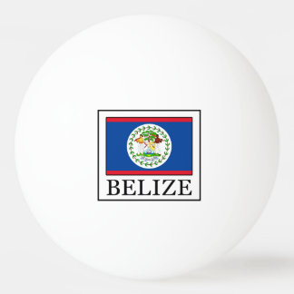 Belize Ping Pong Ball