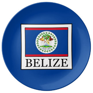 Belize Plate