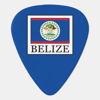 Belize Plectrum