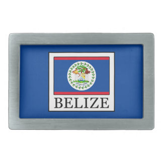 Belize Rectangular Belt Buckle