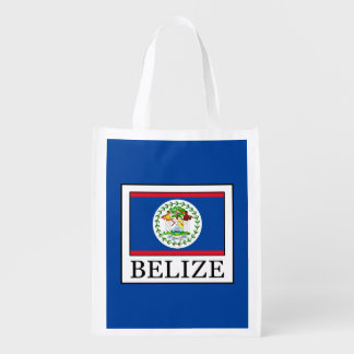 Belize Reusable Grocery Bag