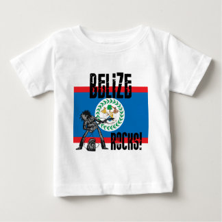 Belize Rocks Baby T-Shirt