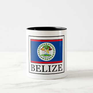 Belize Two-Tone Coffee Mug