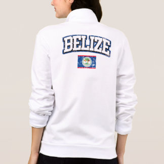 Belize Vintage Flag