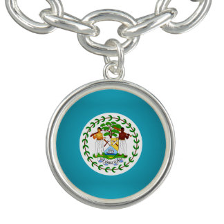 Belizean coat of arms