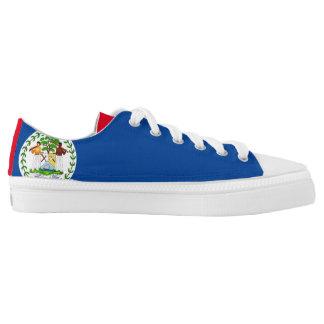 Belizean low top sneaker printed shoes