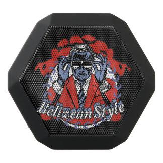Belizean Vibe Black Bluetooth Speaker