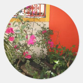 Belizian Blooms Sticker
