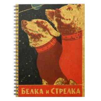 Belka and Strelka Notebooks