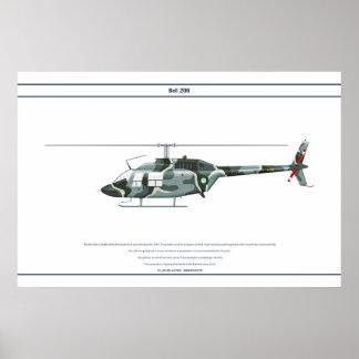 Bell 206 Pakistan 1 Poster