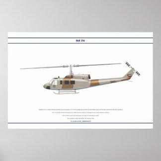 Bell 214 UAE 1 Poster