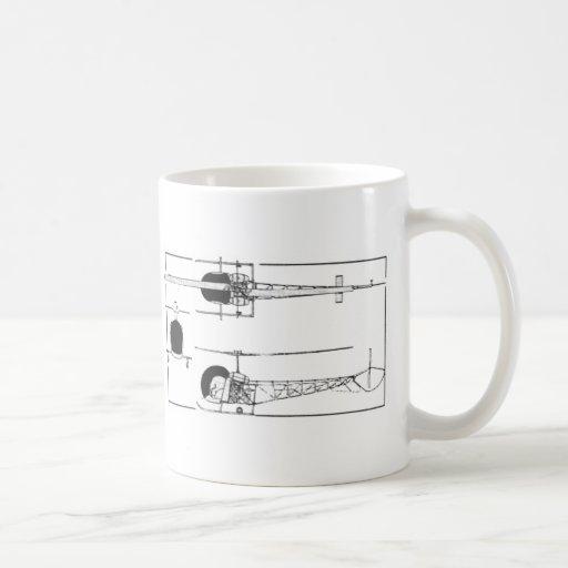 Bell 47 Helicopter Mug