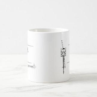 Bell 47 / OH-13 Coffee Mugs