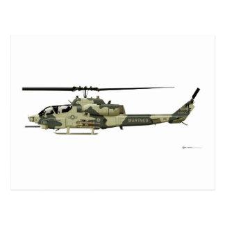 Bell AH-1W Super Cobra Post Cards