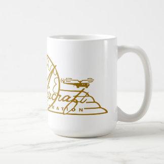 Bell aircraft mugs