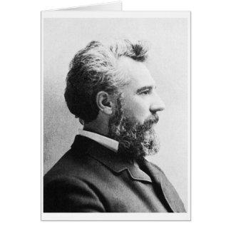Bell ~ Alexander Graham / Inventor Educator Card