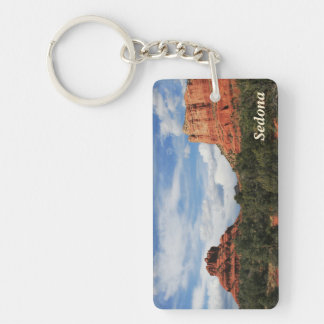 Bell and Courthouse Rock Key Ring