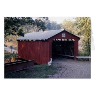 Bell Bridge Built 1888 Greeting Card