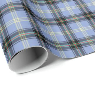 Bell Clan Tartan Wrapping Paper